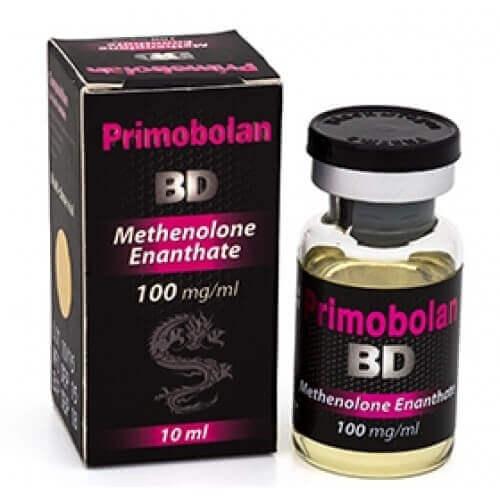 Black Dragon Primobolan 100 BD