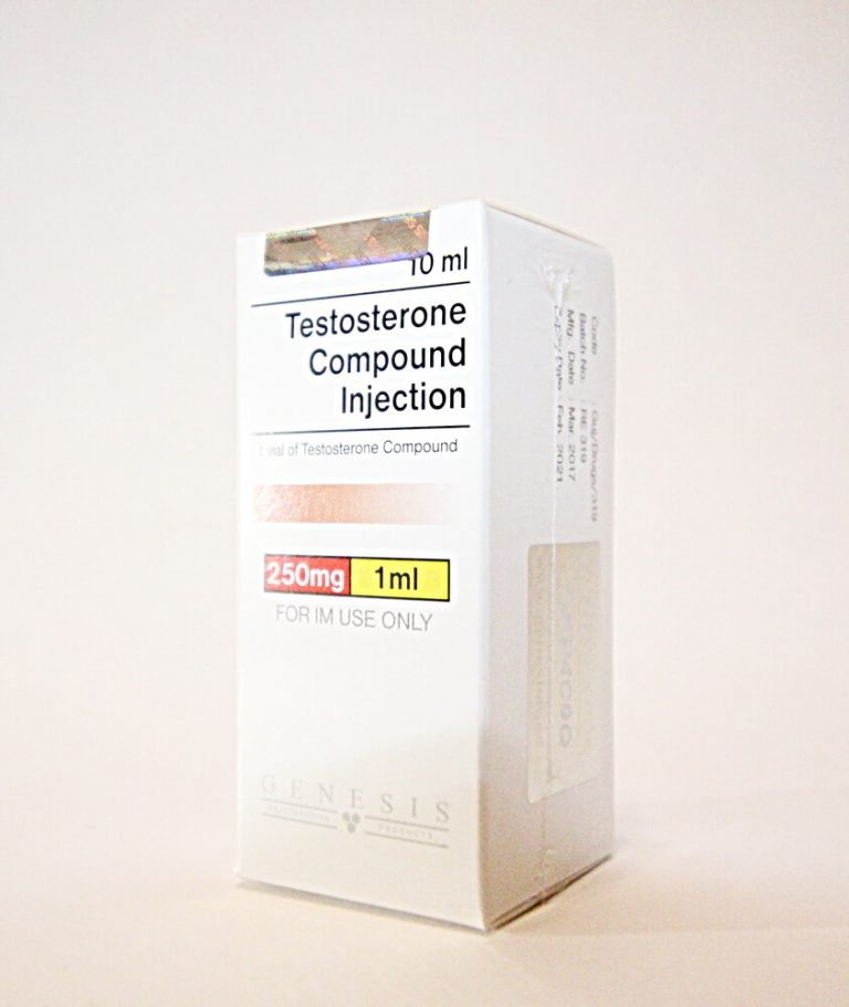 Buy Testosterone Compound Injection Genesis 10ml vial [250mg/1ml] UK - UKSteroidShop