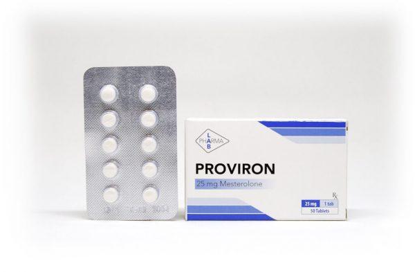 PhL tab proviron