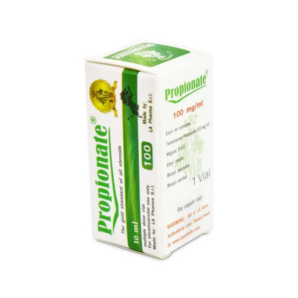 Propionate 100 La Pharma 10ml 1