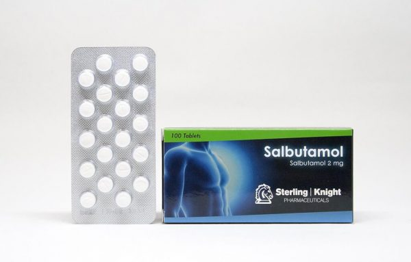 SK tab 100 salbutamol