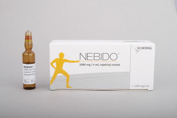 Buy Nebido Bayer 4ml amp [1000mg/4ml] UK - UKSteroidShop